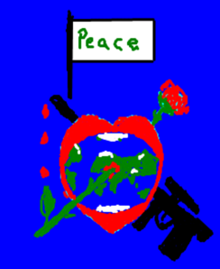 Love Against Terrorism