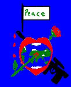 Love Against Terrorism